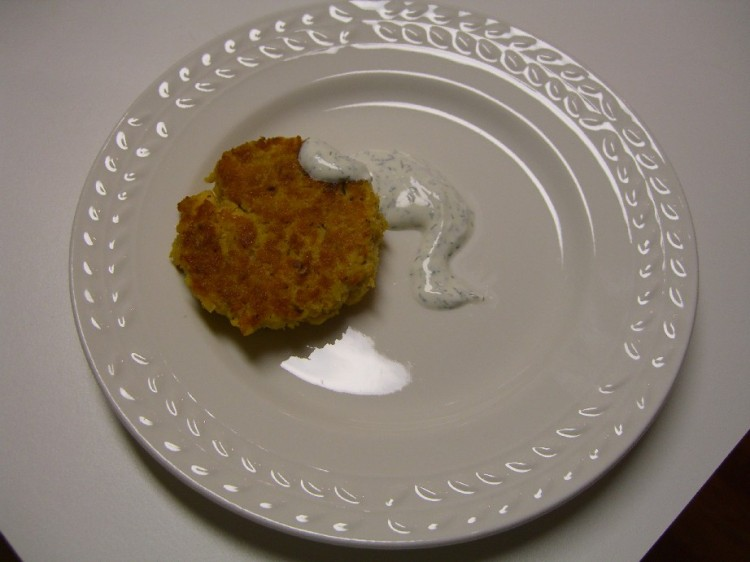 Salmon Patty