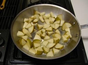 pear saute1