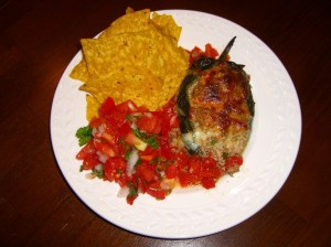 pork stuffed poblanos plate1