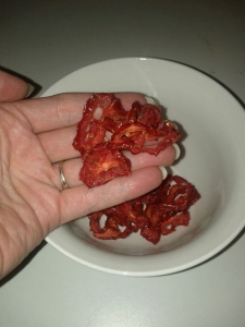 Dehydrated Tomato Goodness
